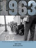 "Front cover of Birmingham News reporter Barnett Wright's book, ""1963."""