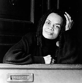 Sonia Sanchez Photo credit: Marion Ettlinger