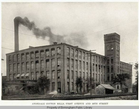 Avondale Cotton Mills